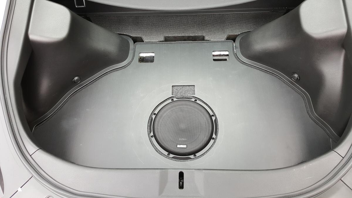 Nissan 370z Audio System Upgrade